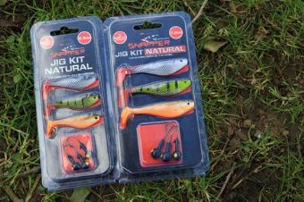 Korum Snapper Dropshot Jig Kits